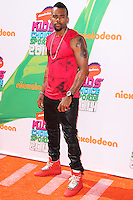 WESTWOOD, LOS ANGELES, CA, USA - JULY 17: Mario, Mario Dewar Barrett at the Nickelodeon Kids' Choice Sports Awards 2014 held at UCLA's Pauley Pavilion on July 17, 2014 in Westwood, Los Angeles, California, United States. (Photo by Xavier Collin/Celebrity Monitor)