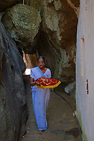 Another small cave temple near Dambulla, Sri Lanka