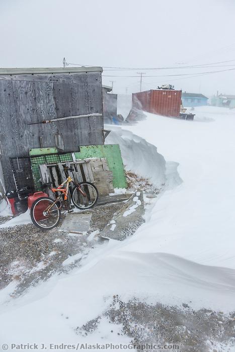 Barter Island, Arctic, Alaska