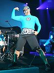 The Aquabats perform live in at The Hollywood Palladium in Hollywood, California on October 10,2009                                                                   Copyright 2009 DVS / RockinExposures