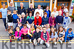 The Chernobyl children and their sponsors enjoyed their day out in Ballybunion on Sunday courtesy of McMunns Restruarant and the Ballybunion Sea Rescue who made it possible.