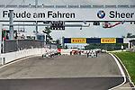 ADAC GT Masters , PROCAR, Formel 4  Nuerburgring 16.08.2015