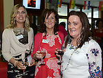 Audrey Clarke, Ann Marie Reilly and Sharon Everitt pictured atthe Class of '83 school reunion at Our Lady's College Greenhills. Photo:Colin Bell/pressphotos.ie