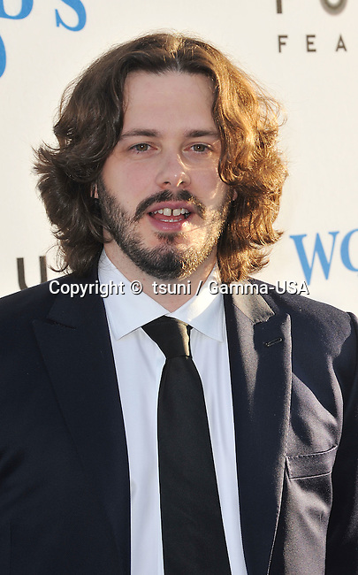 Edgar Wright - director  arriving at the  World's End Premiere at the Arclight Theatre In Los Angeles.