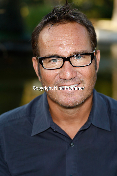 24 August 2010: William Bindley during an exclusive photo shoot at a private estate in Beverly Hills, California. .Credit: Nina Prommer/Milestone Photo