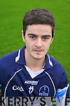Trevor Wallace member of the Saint Brendans Ardfert Hurling squad,