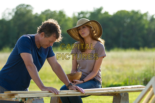 Greg Kinnear and Kelly Reilly<br /> in Heaven Is for Real (2014) <br /> *Filmstill - Editorial Use Only*<br /> CAP/NFS<br /> Image supplied by Capital Pictures