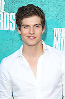 Daniel Sharman at the 2012 MTV Movie Awards held at Gibson Amphitheatre on June 3, 2012 in Universal City, California. © mpi29/MediaPunch Inc.