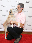 William Berloni with Macy attend the meet & Greet for Playwrights Horizons New York Premiere pf 'For Peter Pan on her 70th Birthday' on July 25, 2017 at the Playwrights Horizons Studios at  in New York City.
