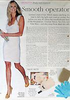 Hello Magazine<br /> Elle MacPherson by RKE<br /> 40254<br /> tearsheet