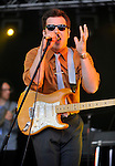 Eli Paperboy Read & The True Loves performs on stage at the Cornbury Festival the Great Tew Park Oxfordshire United Kingdom on June 29, 2012 United Kingdom  Picture By: Brian Jordan / Retna Pictures.. ..-..