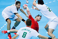 London 2012 Olympic Games - Handball - 8th August 2012
