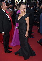 Pamela Anderson at the premiere for &quot;120 Beats per Minute&quot; at the 70th Festival de Cannes, Cannes, France. 20 May  2017<br /> Picture: Paul Smith/Featureflash/SilverHub 0208 004 5359 sales@silverhubmedia.com