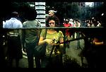 Woman in Washington Square.  ..New York City, New York.  Street Photography from Manhattan and Brooklyn.  Subway, Union Square, Metro Stations, New York City Skyline, Michael Rubenstein, Matt Nager, Jacob Pritchard.