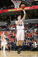 Virginia's Will Sherrill UVa over Howard with final 90-56. 11-14-07. (Photo/Andrew Shurtleff).Virginia's Will Sherrill\