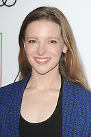 Morfydd Clark<br /> at the 2017 Critic's Circle Film Awards held at the Mayfair Hotel, London.<br /> <br /> <br /> ©Ash Knotek  D3219  22/01/2017