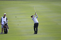 Thongchai Jaidee (THA) on the 17th fairway during Round 1 of the UBS Hong Kong Open, at Hong Kong golf club, Fanling, Hong Kong. 23/11/2017<br /> Picture: Golffile | Thos Caffrey<br /> <br /> <br /> All photo usage must carry mandatory copyright credit     (&copy; Golffile | Thos Caffrey)