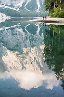 Lago di Braies, The Dolomites, Italy