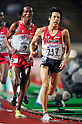 Akinobu Murasawa (JPN), JULY 7, 2011 - Athletics :The 19th Asian Athletics Championships Hyogo/Kobe, Men's 10000m Final at Kobe Sports Park Stadium, Hyogo ,Japan. (Photo by Jun Tsukida/AFLO SPORT) [0003]