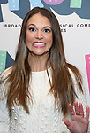 "Sutton Foster Attends the Broadway Opening Night of ""The Prom"" at The Longacre Theatre on November 15, 2018 in New York City."
