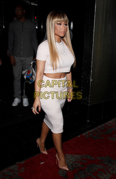 31 December 2015 - Las Vegas, Nevada -  Nicki Minaj.  Nicki Minaj Rings in 2016 with Exclusive Drai's LIVE Performance at Drai's Nightclub Las Vegas . <br /> CAP/ADM/MJT<br /> &copy; MJT/AdMedia/Capital Pictures