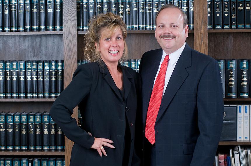 AIG Advisor Group partners, Peter Keim and Dawn R. Carey.