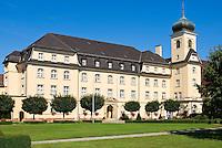 Germany, Baden-Wuerttemberg, Markgraefler Land, Heitersheim, former Maltese castle