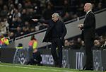 Tottenham's Head Coach Jose Mourinho during the Premier League match at the Tottenham Hotspur Stadium, London. Picture date: 7th December 2019. Picture credit should read: Paul Terry/Sportimage