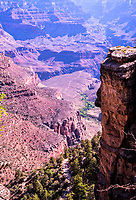 "Grand Canyon,Artist signed, limited edition fine art print from the American Splendor series.  Photographed in the American National Parks. Custom edited by the artist, and printed on professional artist canvas. Framed in a custom black wood floater frame.  Size 24x36"" plus frame.<br />