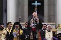 SAO PAULO, SP, 01.12.2013 - NATAL ILUMINADO -  cardeal Dom Odilo Scherer  durante a abertura do Natal Iluminado 2013, na Catedral da Sé, região central da cidade, neste domingo. (Foto: Vanessa Carvalho / Brazil Photo Press).