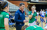 Almere - Zaalhockey Kampong-Push .  coach Herman Kruis (Push) .  COPYRIGHT KOEN SUYK