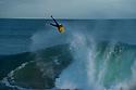 Mitch Rawlins at the Mandurah Wedge in Western Australia.