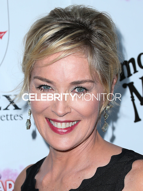 BEVERLY HILLS, CA, USA - SEPTEMBER 13: Sharon Stone arrives at the Brent Shapiro Foundation For Alcohol And Drug Awareness' Annual 'Summer Spectacular Under The Stars' 2014 held at a Private Residence on September 13, 2014 in Beverly Hills, California, United States. (Photo by Xavier Collin/Celebrity Monitor)