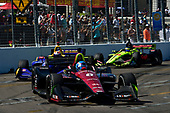 2018 Verizon IndyCar Series - Firestone Grand Prix of St. Petersburg<br /> St. Petersburg, FL USA<br /> Sunday 11 March 2018<br /> Robert Wickens, Schmidt Peterson Motorsports Honda<br /> World Copyright: Scott R LePage / LAT Images<br /> ref: Digital Image _SRL6252