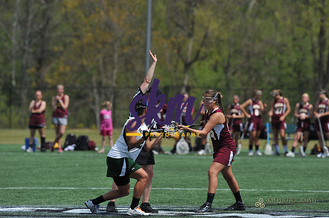 The Mustang women's lacrosse team fell in defeat to the Salisbury Seagulls 20 -2 on Senior  Day at Mustang Stadium.The Mustang women's lacrosse team fell in defeat to the Salisbury Seagulls 20 -2 on Senior  Day at Mustang Stadium.