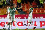 Atlético Nacional venció como local 2-0 a Jaguares. Fecha 7 Liga Águila I-2017.