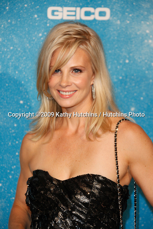 Monica Potter.arriving at the  Scream Awards 2009.Greek Theater.Los Angeles,  CA.October 17, 2009.©2009 Kathy Hutchins / Hutchins Photo.