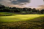 GROESBEEK  - hole  green Oost 9. ,  Golf op Rijk van Nijmegen.   COPYRIGHT KOEN SUYK