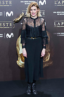 Marta Nieto attends to the premiere of 'La Peste' at Callao Cinemas in Madrid, Spain. January 11, 2018. (ALTERPHOTOS/Borja B.Hojas) /NortePhoto.com NORTEPHOTOMEXICO