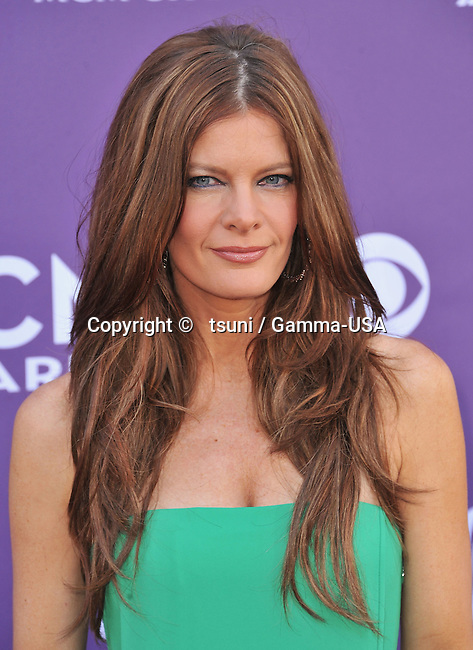 Michelle Stafford at the Country Music Awards 2013 at the MGM Grand Arena in Las Vegas.