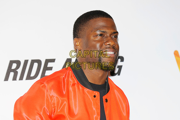 LONDON, ENGLAND - February 27: Kevin Hart attends the UK Premiere of 'Ride Along' at Vue Cinema, Westfield Stratford City on February 27, 2014 in London, England<br /> CAP/MAR<br /> &copy; Martin Harris/Capital Pictures