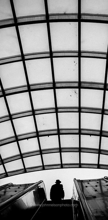 L'Enfant Plaza metro station, Washington, DC