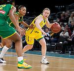 Basketball-Australia (Opals ) v Brazil 24-06-2012.Spalding.Photo: Grant Treeby