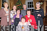 SPECIAL: On Wednesday night a special birthday party was held for Joan Cantillon (Causeway by her friends, Margaret Murphy, Joan Cantillon(birthday lady seated centre) Sheila McCarthy, Margaret Murphy, Peg Clifford, Ann O'Riordan, Philomena Stack and Cathy O'Connell......... . ............................... ..........