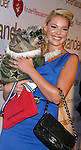 LOS ANGELES, CA. - October 22: Actress Katherine Heigl and her dog Romeo arrive at the Peter Alexander Flagship Boutique Grand Opening And Benefit on October 22, 2008 in Los Angeles, California.