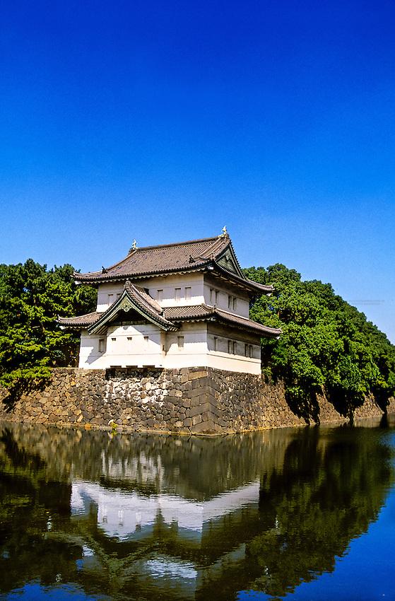 Tatsumi Yaguara, Imperial Palace, Tokyo, Japan