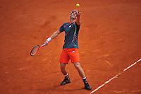 PICTURE BY DAVE WINTER/SWPIX.COM - Tennis - French Open 2012 - Roland Garros, Paris, France - 31/05/12 - Andy Murray.
