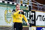 Stockholm 2014-03-02 Handboll Elitserien Hammarby IF - Ystads IF :  <br /> Ystads m&aring;lvakt Fredrik Ohlander <br /> (Foto: Kenta J&ouml;nsson) Nyckelord:  Ystad Bajen HIF portr&auml;tt portrait
