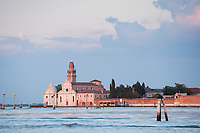 Church of San Michele in Isola, (Cimitero), Venetian Lagoon, Italy