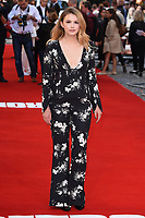 "Hannah Murray<br /> attending the premiere of ""Detroit"" at the Curzon Mayfair, London. <br /> <br /> <br /> ©Ash Knotek  D3294  10/08/2017"